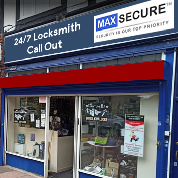 Locksmith store in Highgate